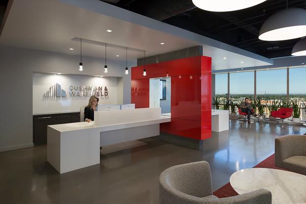 Cushman Wakefield Offices, Sacramento, CA