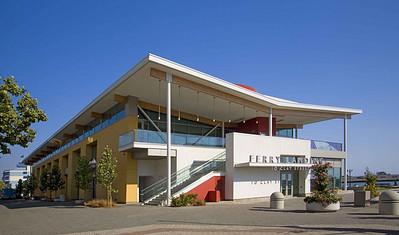 Ferry Landing Building, 10 Clay Street, Jack London Square, Oakland, CA Architects: RMW, Steve Worthington