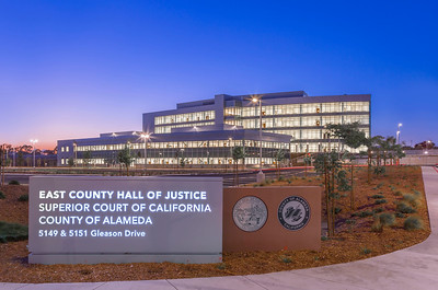 East County Hall of Justice