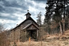 Church in the Wildwood - Dogpatch USA - Jasper, Arkansas 2014