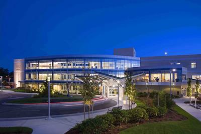 Skagit Valley Hospital, Mt. Vernon, WA Architect: Kaplan, McLaughlin, Diaz