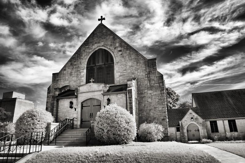 St. Paul's Parish Church (Batesville, Arkansas)