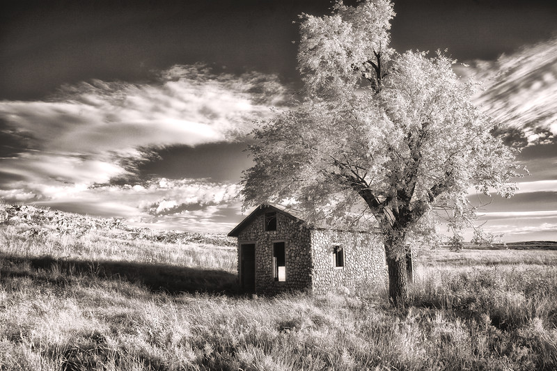 Boulder Cabin - Wichita Mountains Wildlife Refuge - Lawton, Oklahoma
