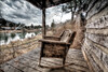 Sit, Relax, and Reminisce - Dogpatch USA - Jasper, Arkansas