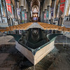 The Salisbury Cathedral Font by Art Hakker