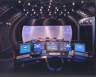 Visual Simulation Lab, Silicon Graphics, Mountain View, CA Architect: Studios Architecture