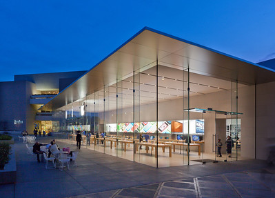 Apple Store, Stanford Shopping Center