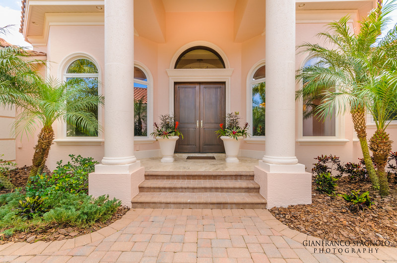 Sarasota Architectural Exterior Photography