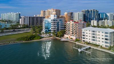 Sarasota Real Estate Aerial Photography