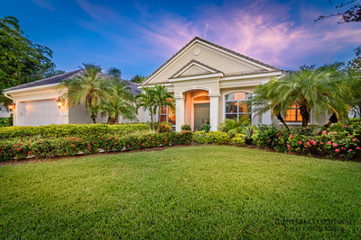 Sarasota Real Estate Twilight Photography
