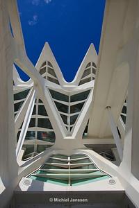El Museu de les Ciències (Science Museum - El Museo de las Ciencias), Valencia