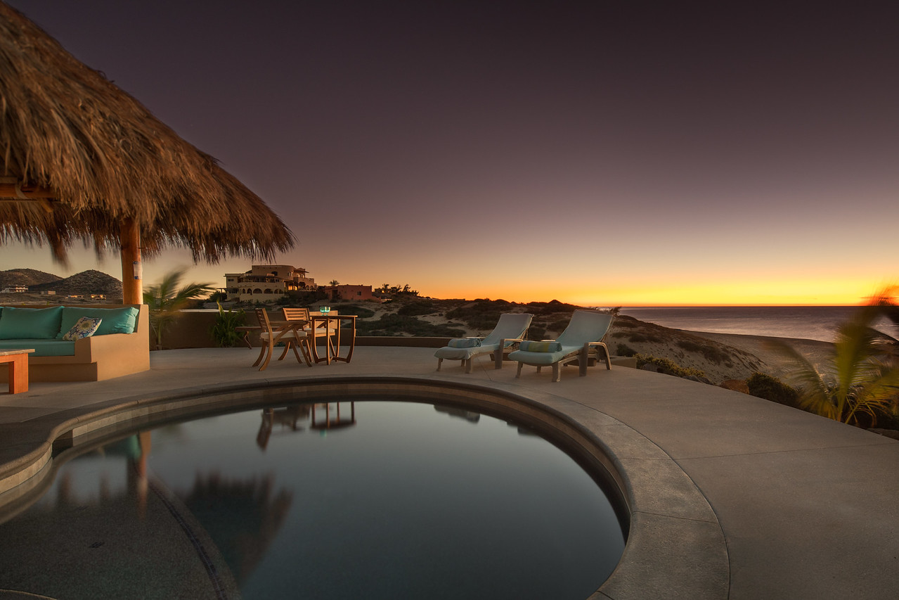 Architectural Photography of Cabo Home