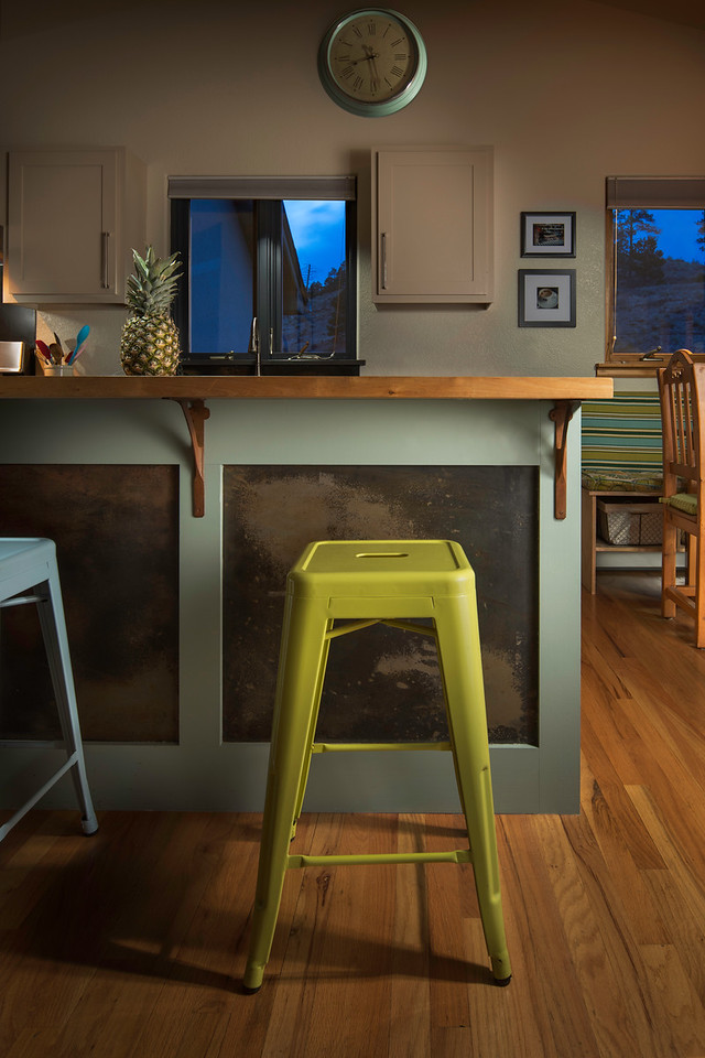 Architectural Photography of Residential Kitchen