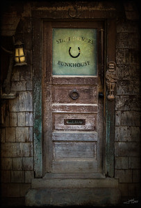 Bunkhouse Door