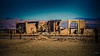 Salton Sea Abandoned Dry Ice Manufacturing Plant