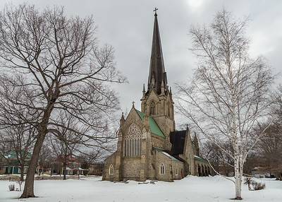 Christ Church, Fredricton, New Brunswick