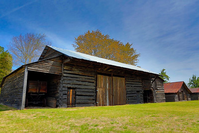 Homes and Barns in Kernersville, NC 4-18-14