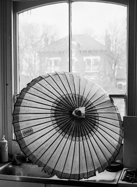 Umbrella - Leeds Yorkshire UK 1970's