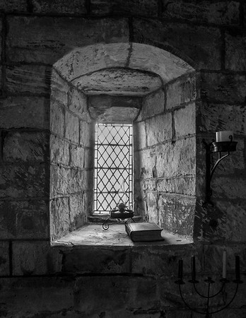 Window in St Peter's Church - Dalby North Yorkshire 2018