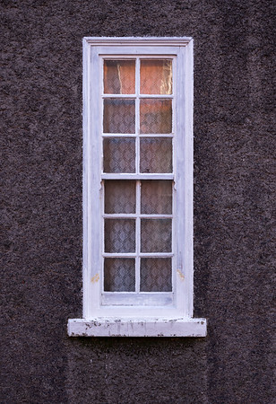 Window at Driffield - East Yorkshire UK 2017