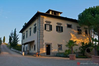 Agriturismo villa, Greve in Chianti, Italy