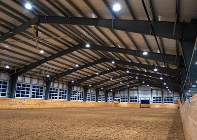 Iron Horse Arena Night
