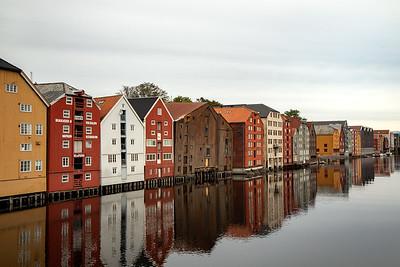 Old Warf, Trondheim