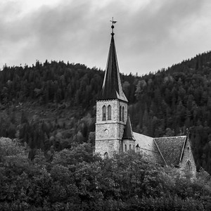 The Gauldal Cathedral, Melhus Kirke