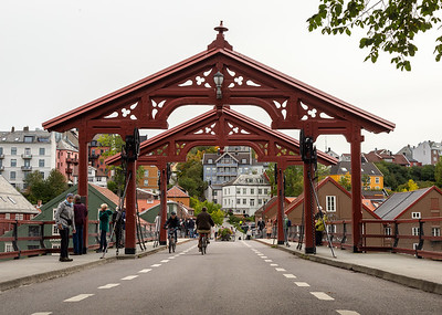 Old Town Bridge, Trondheim