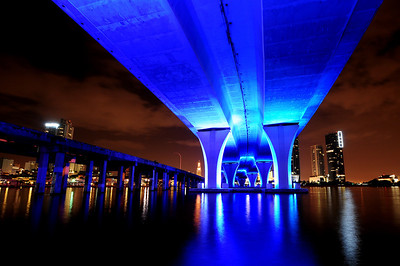 Port of Miami Bridge