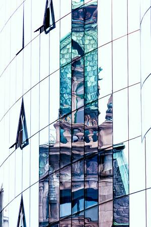 Vienna Reflection 2<br /> © Sharon Thomas