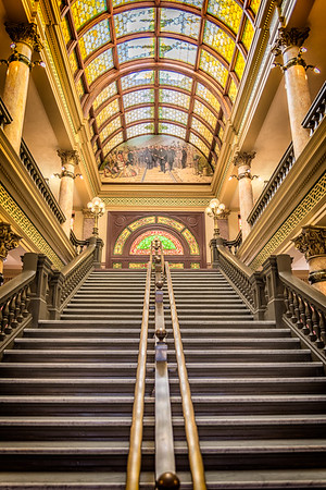 Helena Staircase