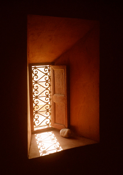 Moroccan Window