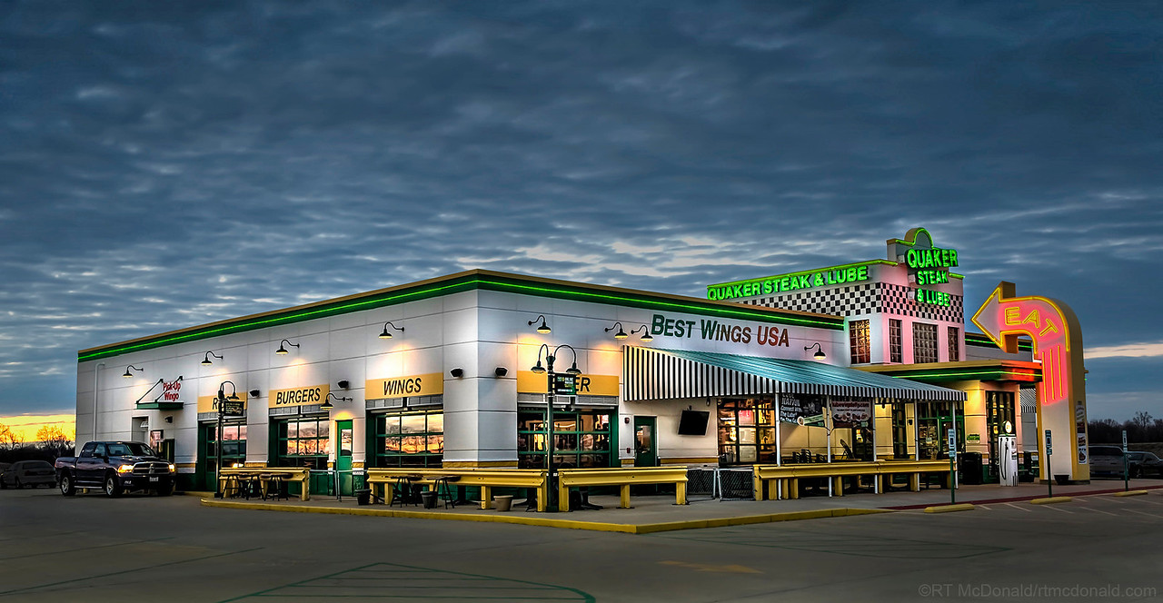 Quaker Steak & Lube Restaurant, Springfield, IL