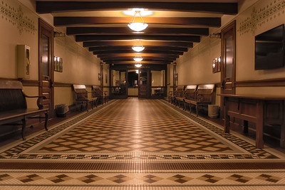 Long Aisle of the Law