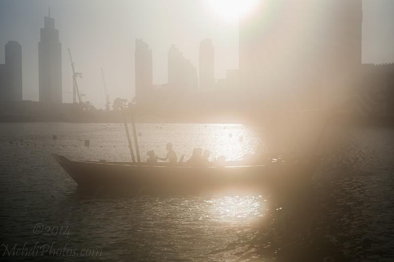 Dubai Mall with foggy brand new lens!