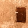 Lonely door in Dubai Market