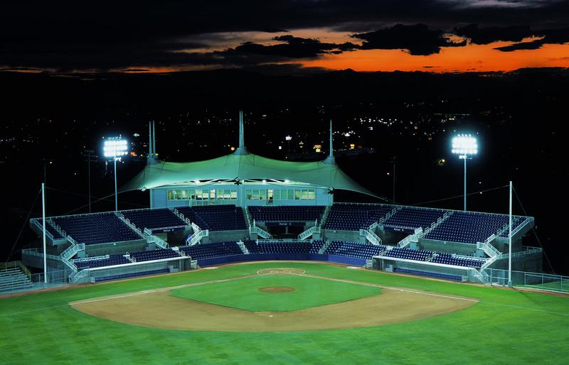 BYU Baseball Stadium