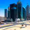 Trying a bit different this time. Fake miniature tilt-shift in Business Bay, my favourite building in front. <br /> <br /> ALL IMAGES MEHDI NAZARINIA - MEHDI PHOTOS PHOTOGRAPHY