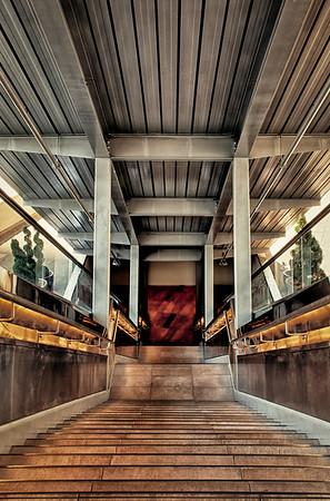 Las Vegas Stairway<br /> © Sharon Thomas