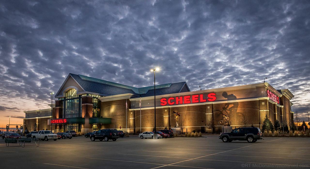 Scheels Sporting Goods, Springfield, IL