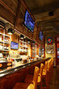 Bar and TV metal panels