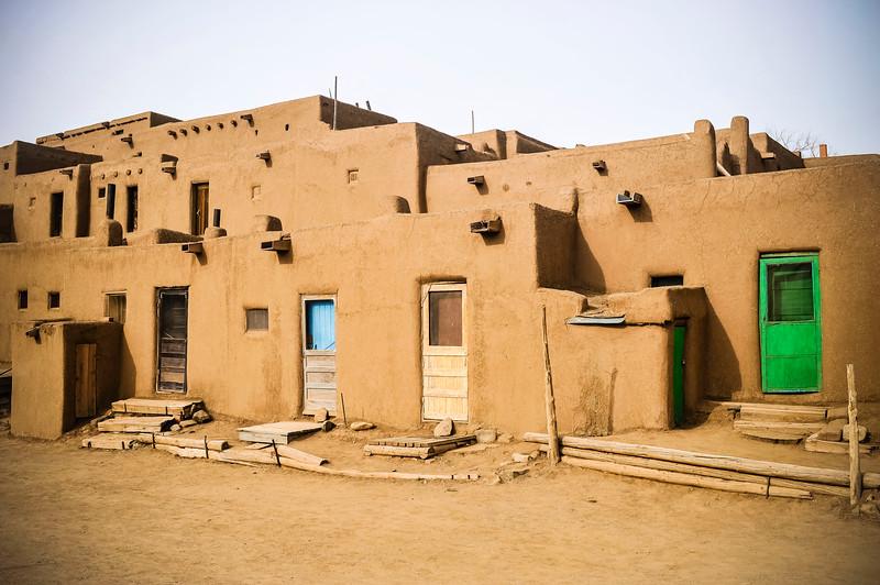 Taos Pueblo_Taos, Nm