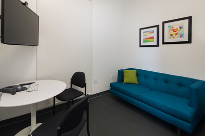 Private Collaboration Room