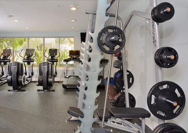 eaves Mission Ridge - Fitness Center