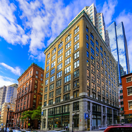 Broad Street Boston