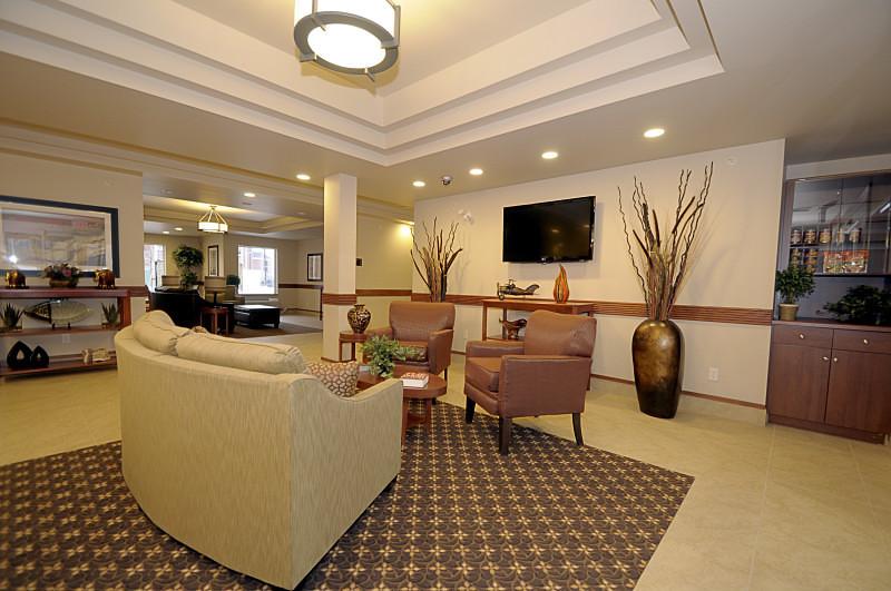 Lobby - MainStay Suites Edmonton