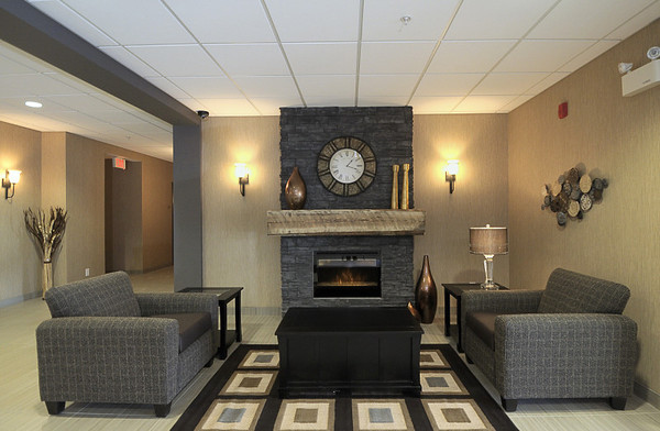 Lobby- MainStay Suites Winnipeg