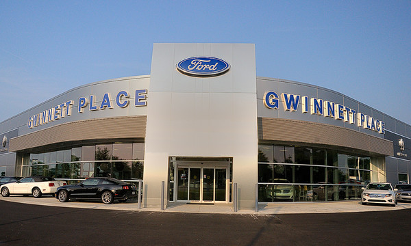 Gwinnett Place Ford