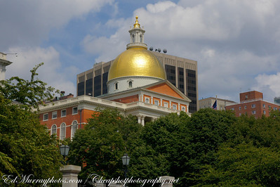 The Gold Dome: Boston's State House